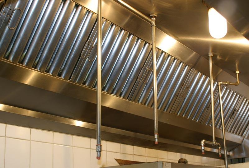 Restaurant Kitchen Exhaust Cleaning In Santa Clarita Ca