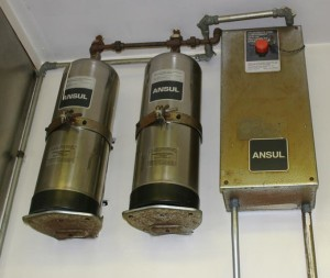 Automatic Fire Suppression Systems Installation Company