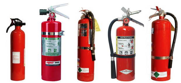 Portable Fire Suppression Equipment : Portable fire extinguishers flue steam