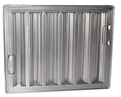 Why clean grease filters matter flue steam for Commercial kitchen grease filters
