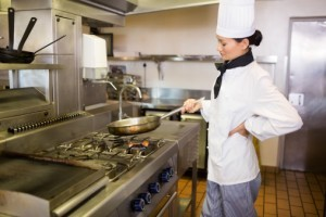 Wake Up to a Clean Commercial Kitchen