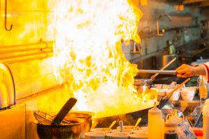 How to Protect Your Commercial Kitchen from Flash Fires