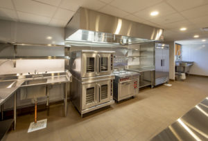 Does your restaurant kitchen have an automatic fire suppression system?