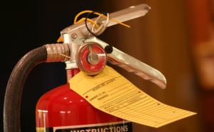 The Importance of Portable Fire Extinguishers for Commercial Kitchens