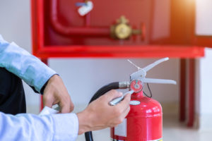 Are Fire Extinguishers Necessary for California Commercial Kitchens?