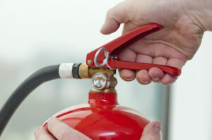 Let Our Technicians Help Supply Your Restaurant with the Best Portable Fire Extinguishers in Monterey Park CA