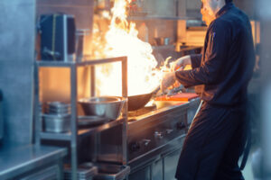 The Best Way to Avoid a Kitchen Fire is to Install an Automatic Fire Suppression System in Glendale CA