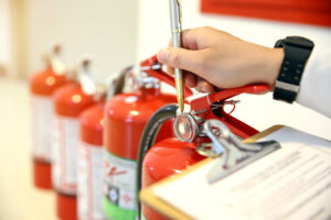 Now is a Great Time to Order Fire Extinguishers for Your California Restaurant
